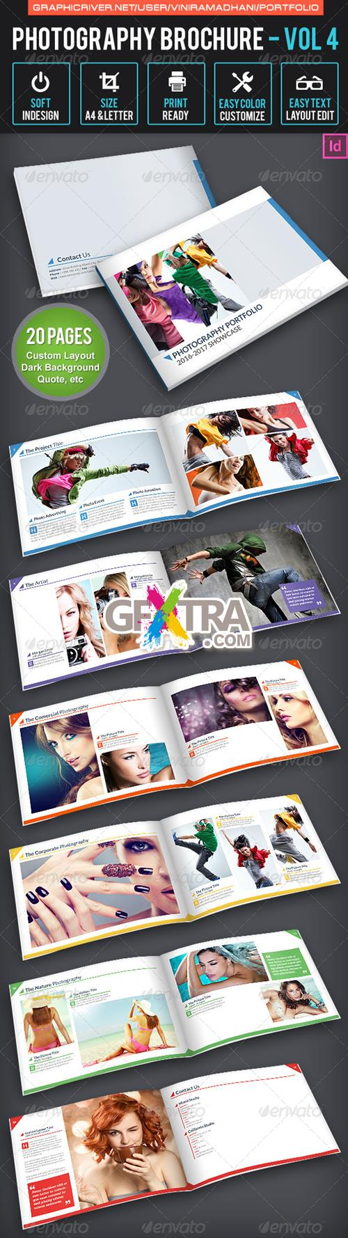 GraphicRiver - Photography Brochure | Volume 4