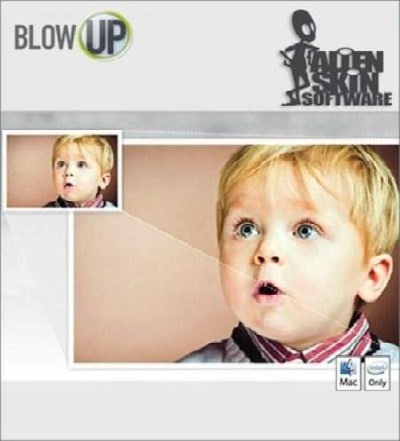 Alien Skin Blow Up 3.0.0.693 (Mac OS X)