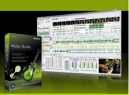 Sony Acid Music Studio v10.0 Build 99 Cracked-Tracer Tracer Da.