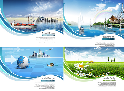 PSD Source - Nature and Industry