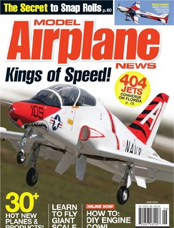 Model Airplane News - June 2010