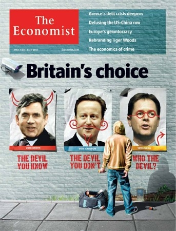 The Economist April 10th - April 16th 2010