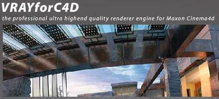 VRAY 1.2.5.5 For Cinema4D [x86/x64]