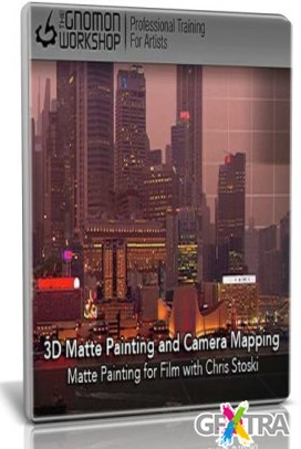 3D Matte Painting and Camera Mapping: Matte Painting for Film