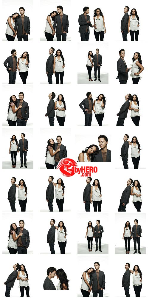 Megan Fox and Brian Bowen Smith Photoshoot for Transformers