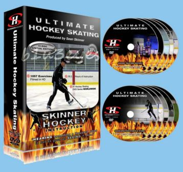 Tutorials : Sean Skinner - Ultimate Hockey Skating - Vol.1 Hockey Skating History