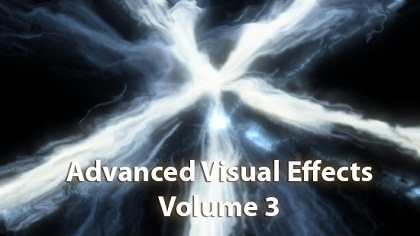 VFX Solution - Advanced Visual Effects 3 By Allan Mckay