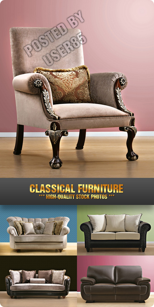 Stock Photo - Classical Furniture