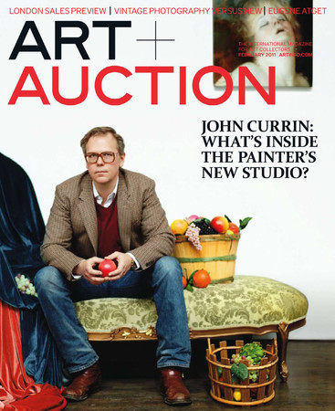 Art+Auction - February 2011