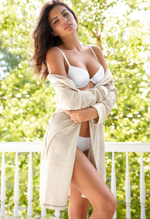 Alyssa Miller – Intimissimi Spring 2011 Collection