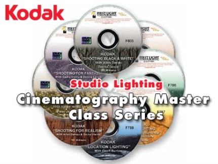 Kodak Cinematography Master Class Series Vol 1 & Vol 2