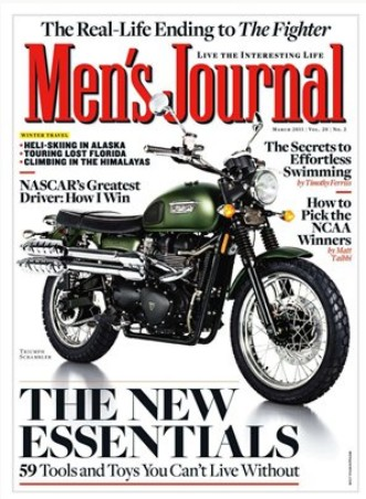 Mens Journal - March 2011