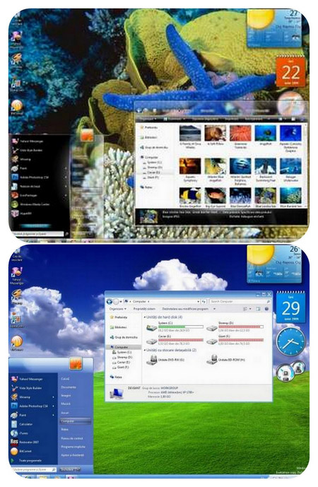Beautiful themes for Windows 7 - Part 14