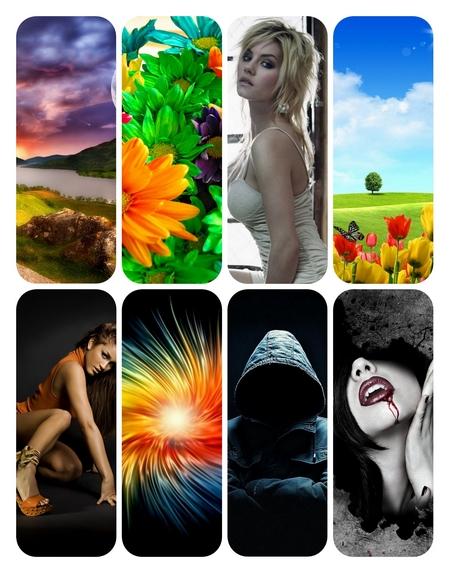 Amazing mobile wallpapers 360х640 Part 2