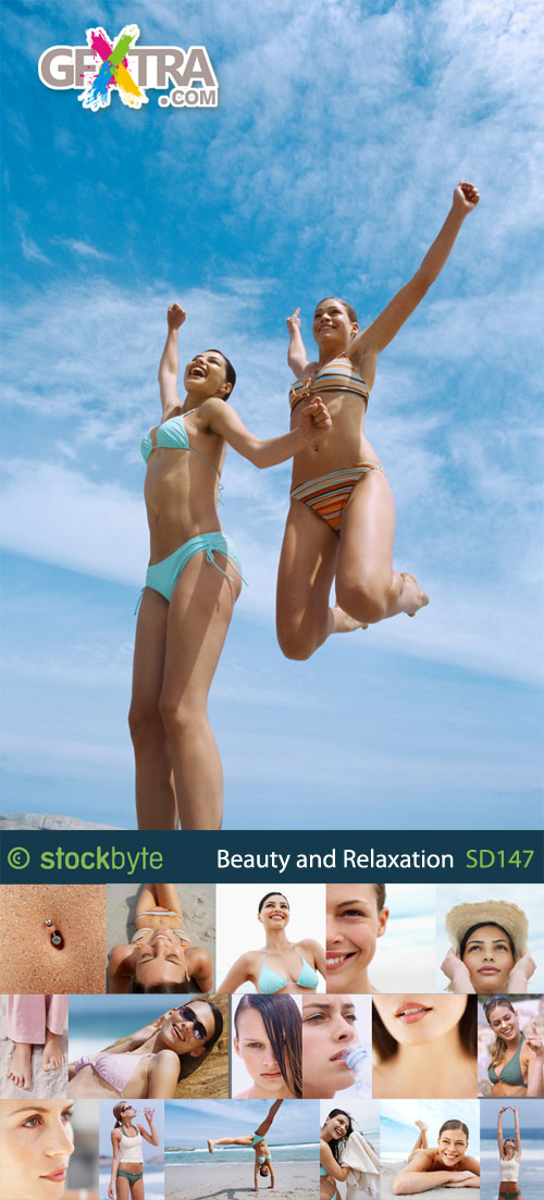 StockDisc SD147 Beauty and Relaxation