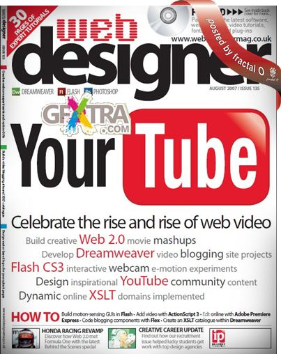 Web Designer | Issue 135 | PDF | 53.9MB | DF-SV-RS-HF