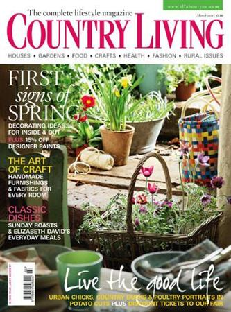 Country Living - March 2011 (English/PDF)