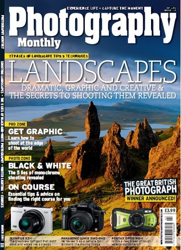 Photography Monthly - March 2011 (English/PDF)