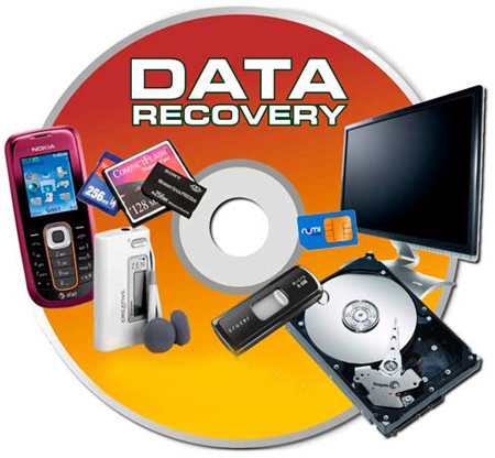 Data Recovery Collection (2011)