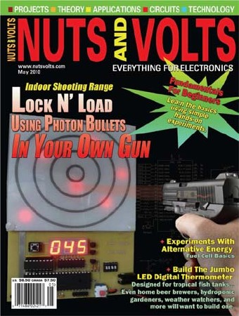 Nuts & Volts - May 2010