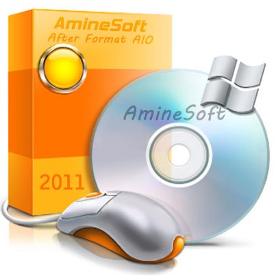 AmineSoft After Format 2011