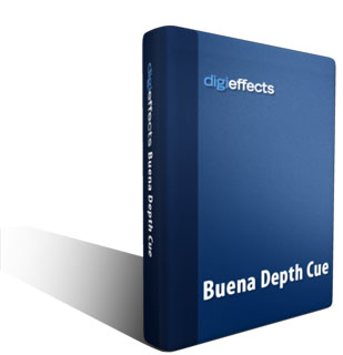 DigiEffects Plug-ins - Buena Depth Cue v2 for Adobe After Effects