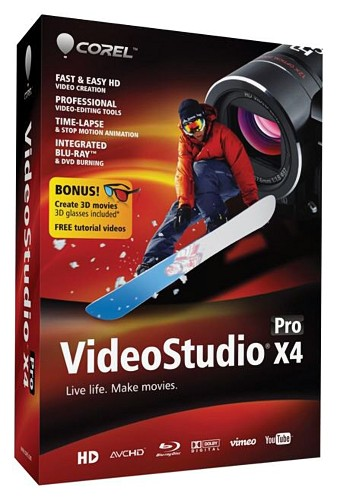 Corel VideoStudio Pro X4 14.0.0.342 Multilingual Portable