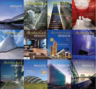 Architectural Products Magazine 2008.06 - 2010.12 Full Collection