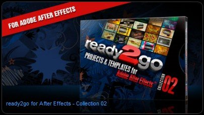 Projects and Templates for After Effects Collection Two