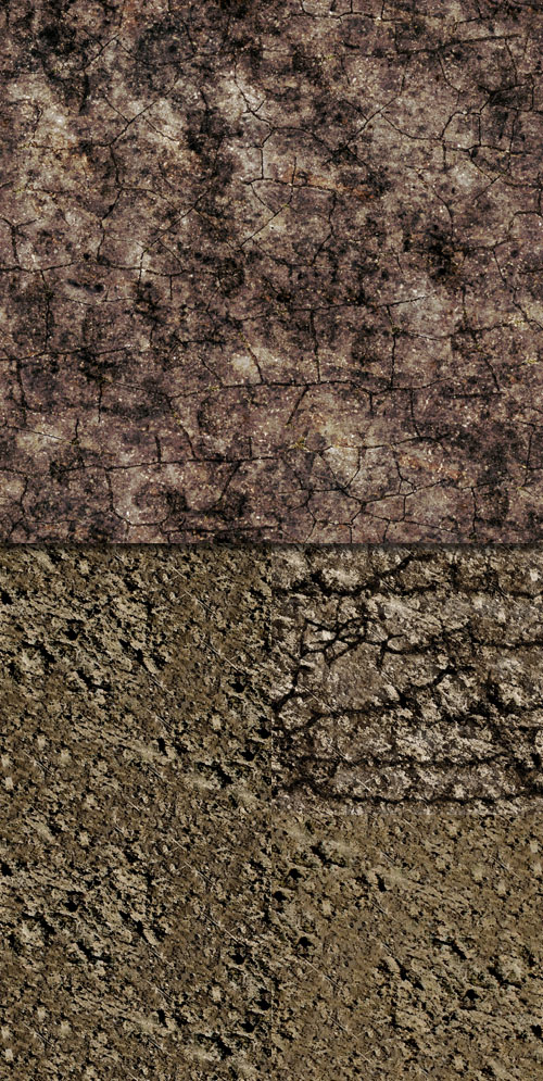Seamless Ground Textures