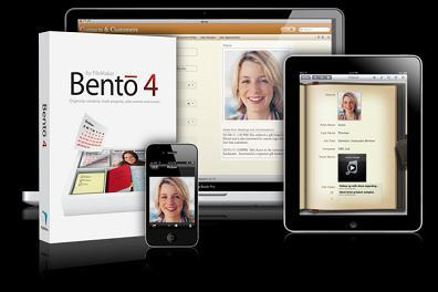 FileMaker Bento 4.0.2.r19833 for Mac
