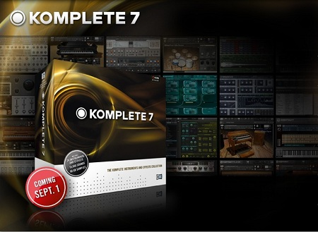 Native Instruments Complete of Komplete R1 Update5