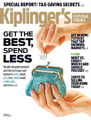 Kiplinger's Personal Finance - April 2010