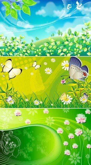 Spring Backgrounds