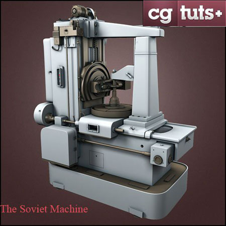 3D Video Tutorials - The Soviet Machine