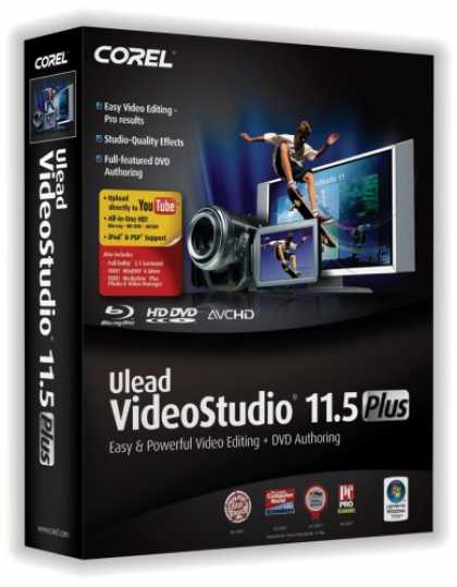 Платформа. x86/x64. Поддерживаемые OS. Ulead Video Studio 11.5 Plus