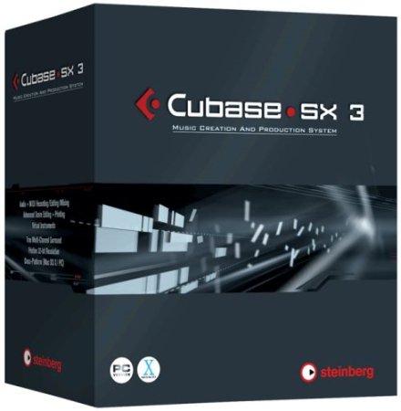 Steinberg Cubase SX 3.0.2.623