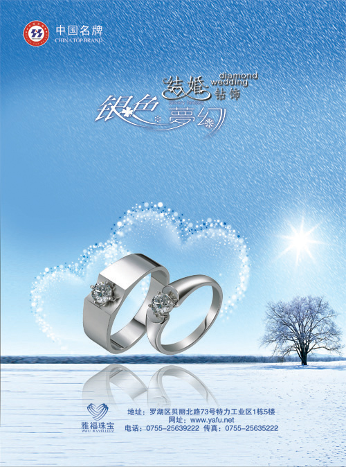 Romantic Jewelry - Silver Dream