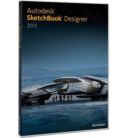 AutoDesk Sketchbook Designer 2012 Multi