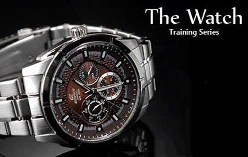 The Watch Training Series in 3Ds Max & VRay Part1 to Part5