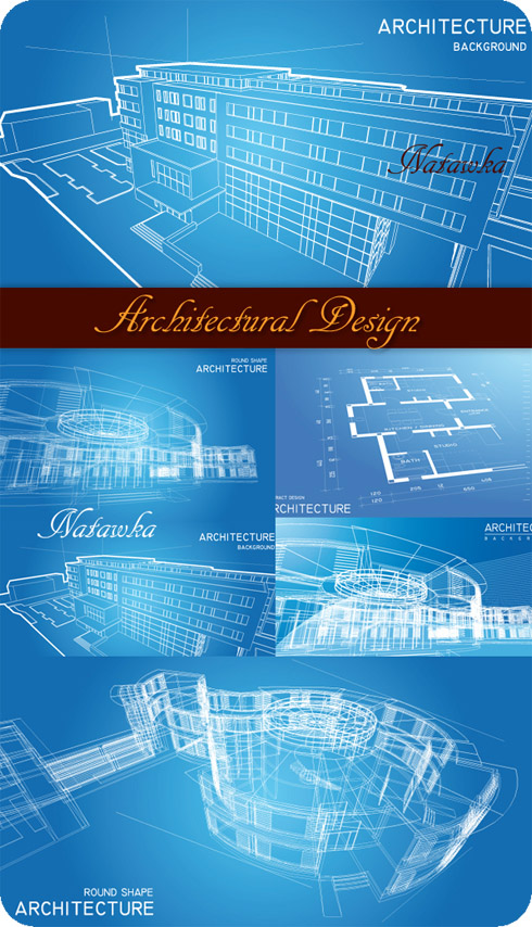 Architectural Design - Stock Vectors