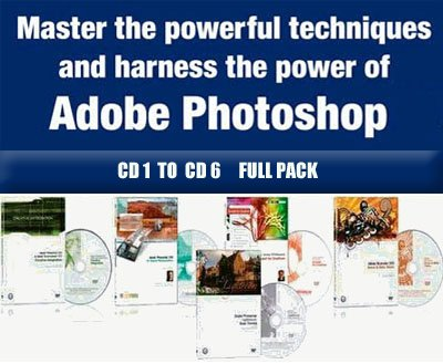 Master Tutorials for Adobe Photoshop Collection 2010 5 Cd Pack Mov-h264