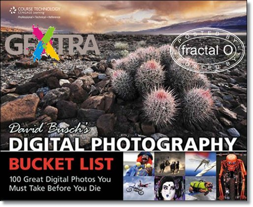 David Busch's Digital Photography Bucket List: 100 Great Digital Photos You Must Take Before You Die