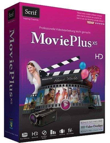 Serif MoviePlus X5 Starter Edition 1.0.0.6