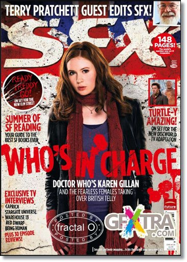 SFX Magazine | July 2010 (UK) | 73.12MB | HF-RS-DF