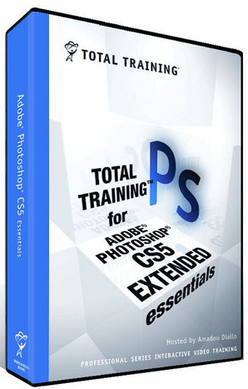 Total Training for Adobe Photoshop CS5 Extended: Essentials