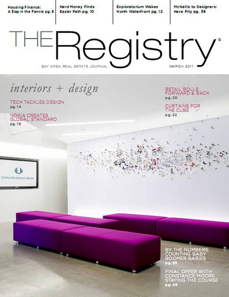 The Registry Magazine - March 2011