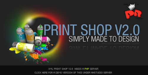XML Print Shop V2.0 – ActiveDen
