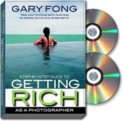 Step-by-Step Guide to Getting Rich As a Photographer by Gary Fong