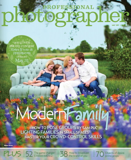 Professional Photographer Magazine (US) - May 2011